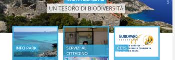 Hosting sito Parco Naturale dell'Arcipelago Toscano